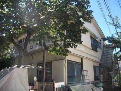 柴崎荘の外観