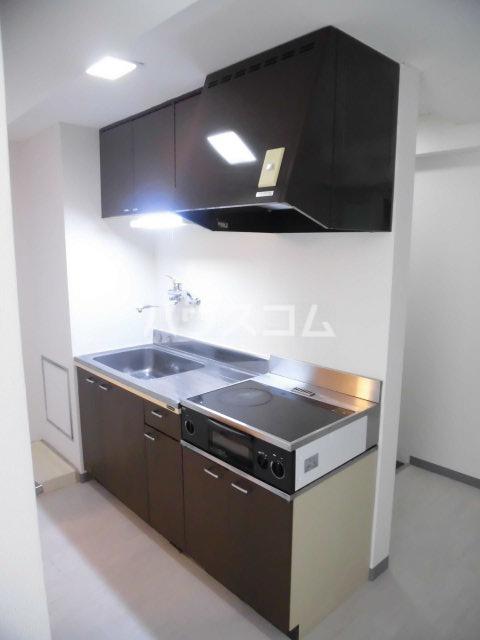 シティーライフ八田 4B号室のキッチン