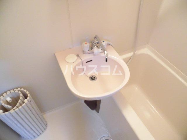 シティーライフ八田 4B号室のトイレ