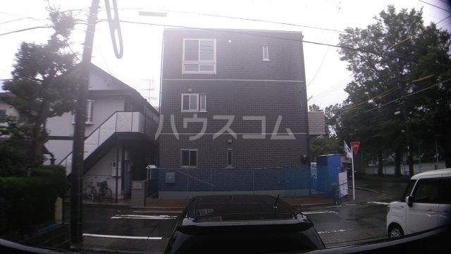 メゾンエスポワール 102号室のバルコニー