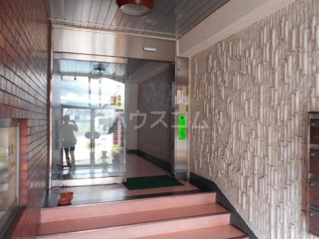 サァラ成増 20D号室のエントランス