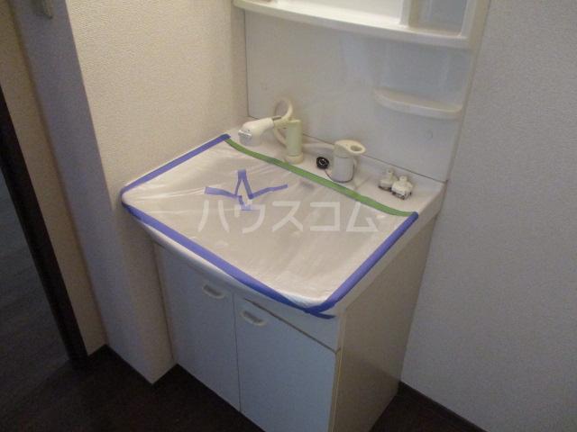 ヴェルドミール 101号室の洗面所