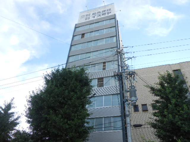 SK BUILDING-21 3A号室の外観