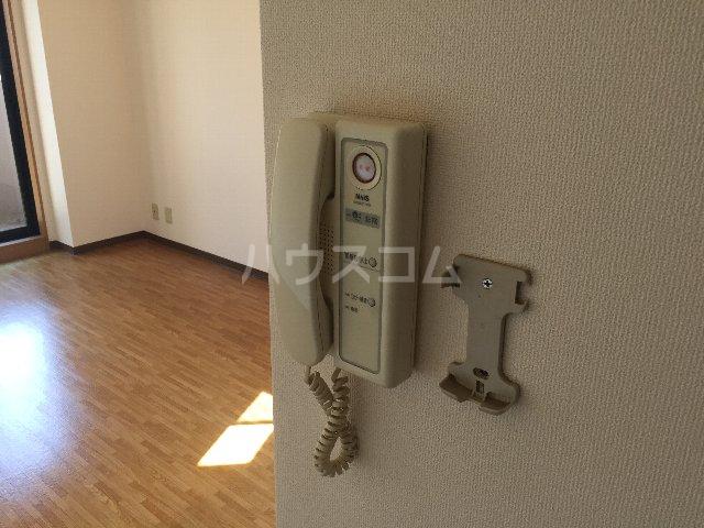サニーシャトー 302号室のセキュリティ