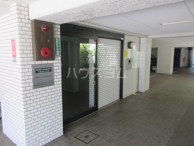 ラフィネ新栄 6011号室のエントランス