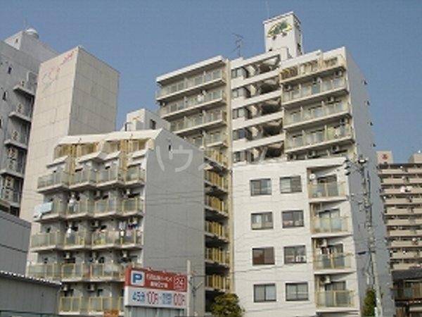 ラフィネ新栄 508号室の外観