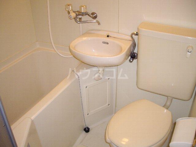 ライフピアグラフティー 102号室のトイレ