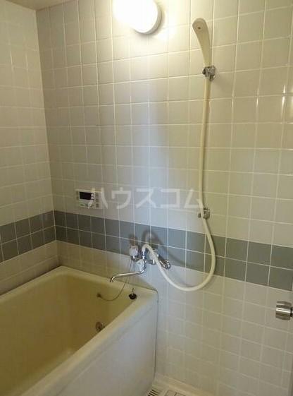 第3橘ハイツ 106号室の風呂