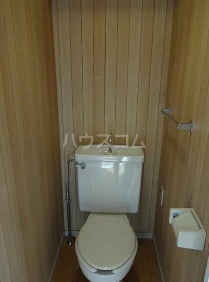 第3橘ハイツ 106号室のトイレ