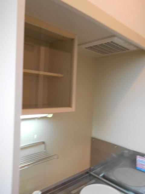 あかるハイム19 110号室のキッチン