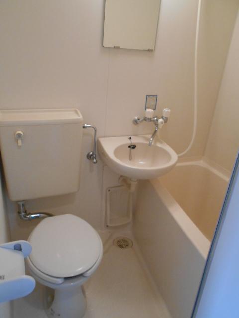 あかるハイム19 110号室の風呂