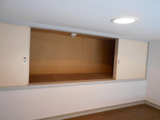 あかるハイム19 110号室の収納