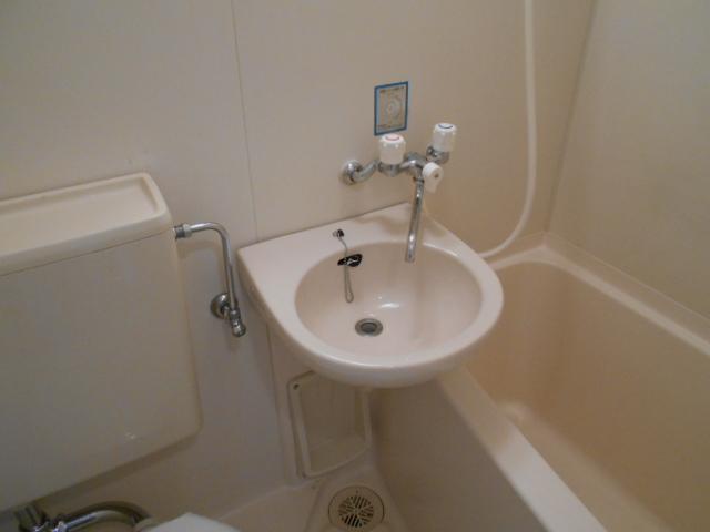 あかるハイム19 110号室の洗面所