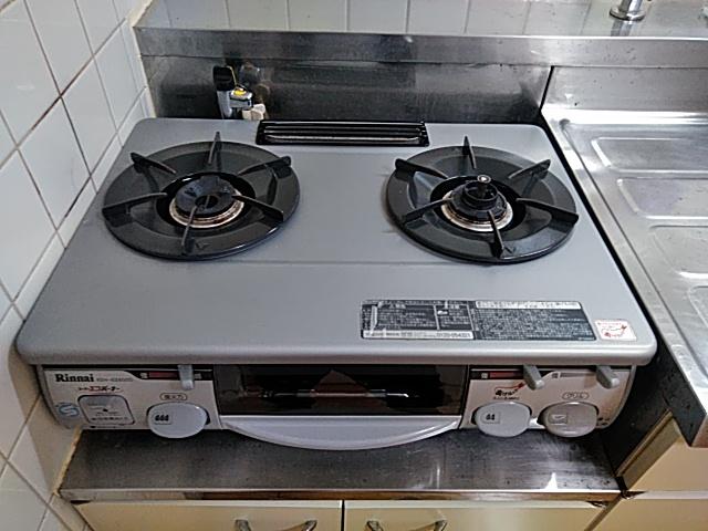 アーバンライフ金山Ⅱ 601号室のキッチン