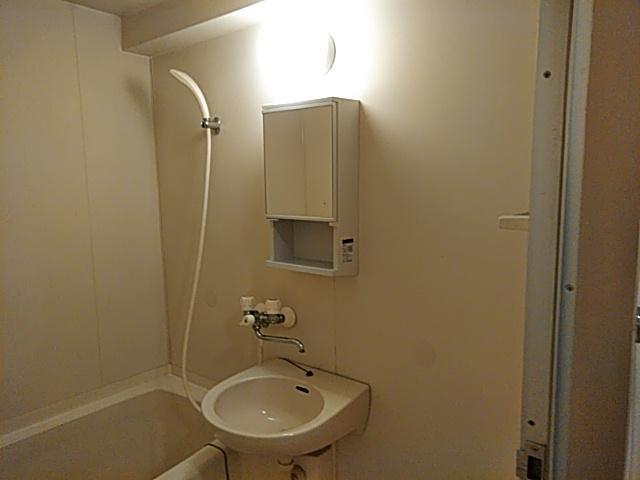 アーバンライフ金山Ⅱ 601号室の洗面所