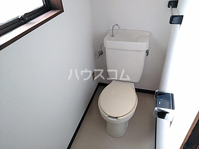 ITOハイツ 202号室のトイレ
