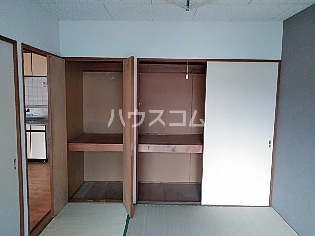 ITOハイツ 202号室の収納