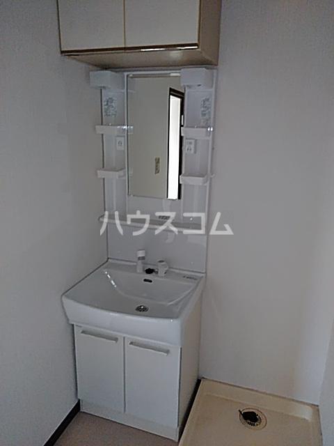 ITOハイツ 202号室の洗面所