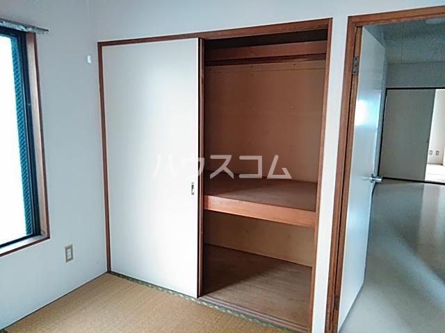 ITOハイツ 203号室の収納