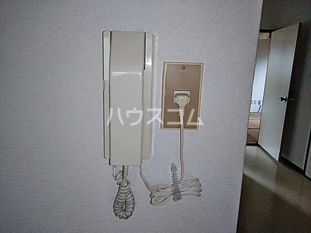 ITOハイツ 203号室のセキュリティ