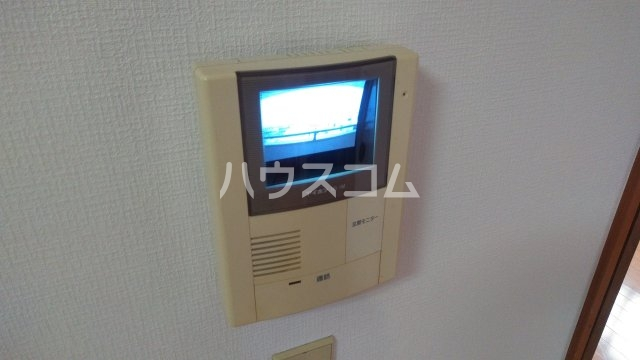 コーラルリーフ 301号室のセキュリティ