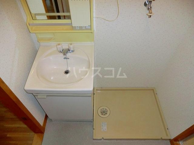 コーラルリーフ 301号室の洗面所
