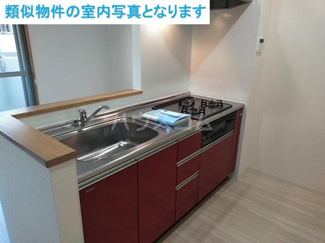 コンフィアンサ 101号室のキッチン