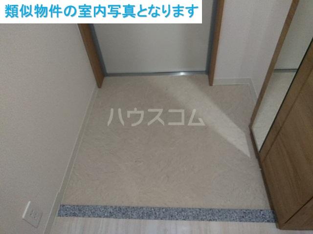 コンフィアンサ 101号室の玄関