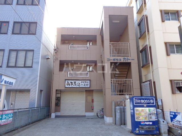 コーポラスカトー 00301号室の駐車場
