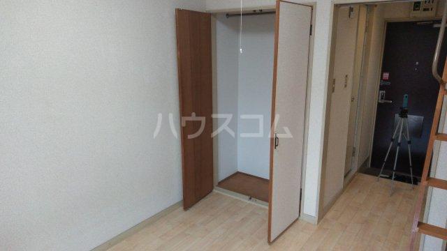 ユニオンK 206号室の収納