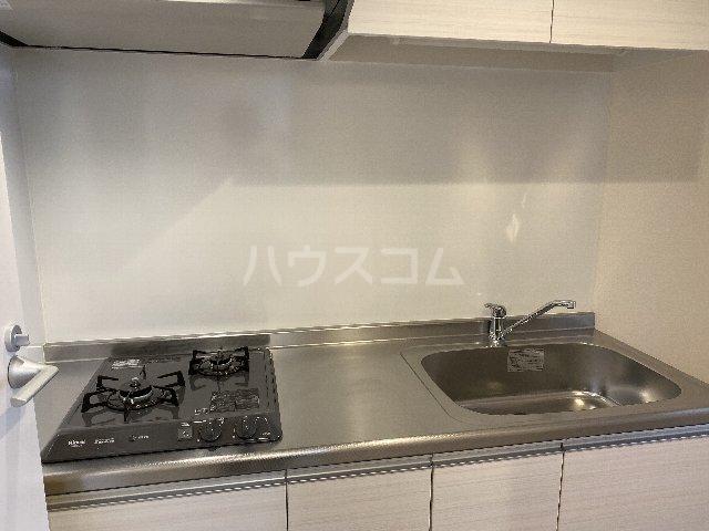 サンキエム 1-A号室のキッチン