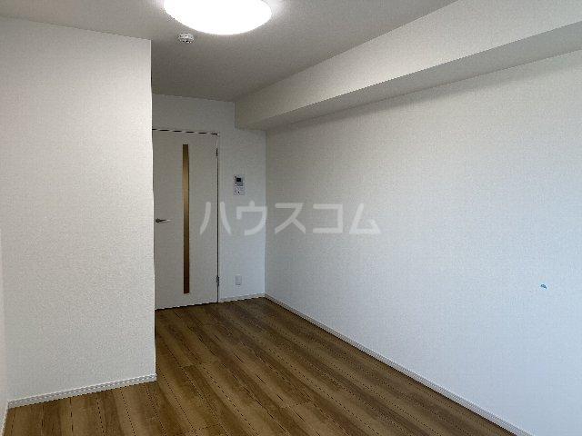 サンキエム 2-B号室のベッドルーム