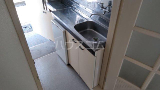 レモンハウス宮戸C C116号室のキッチン