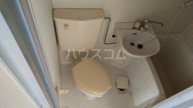 レモンハウス宮戸C C216号室のトイレ
