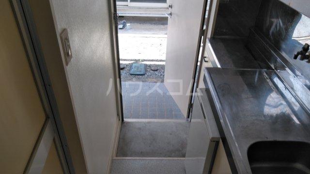 レモンハウス宮戸C C220号室の玄関