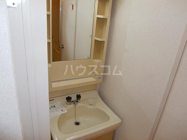 ハイツ青葉台 302号室の洗面所