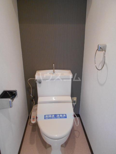 アールロマーシュ 302号室のトイレ