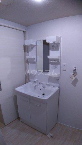 ユニキューブ東亜の洗面所