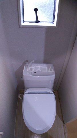 ユニキューブ東亜のトイレ