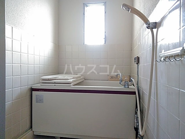 西武郊外マンションC棟 00403号室の風呂