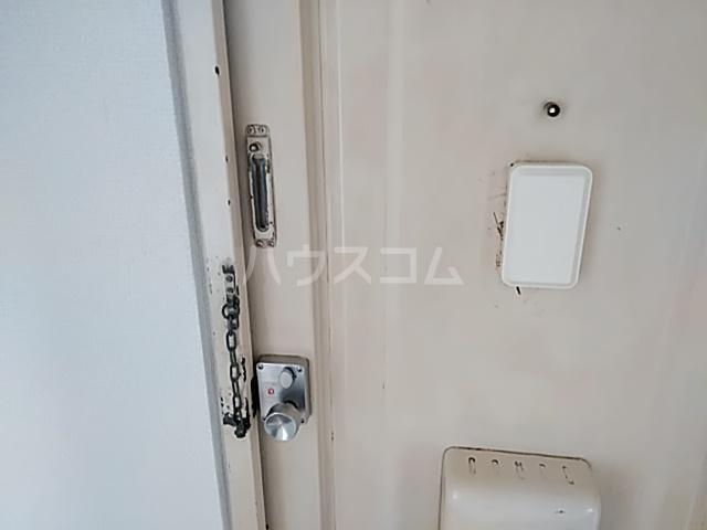 西武郊外マンションC棟 00403号室のセキュリティ