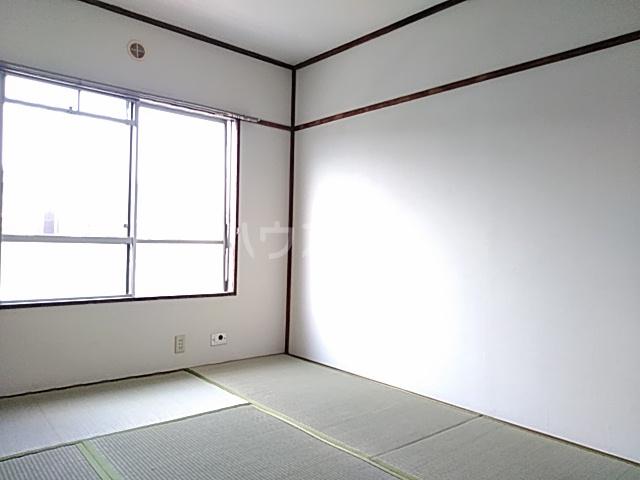 西武郊外マンションC棟 00403号室のベッドルーム
