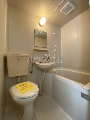 グリーンヒルズ3 101号室の風呂