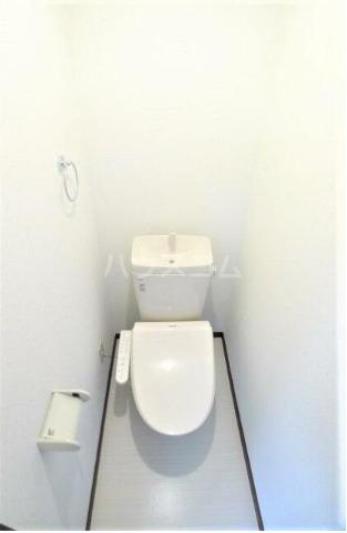 サンライトビレッジ 102号室のトイレ
