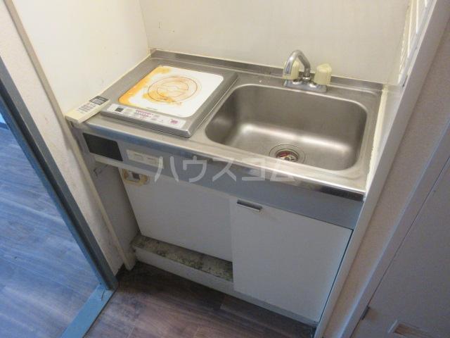 ラディアントⅢ 303号室のキッチン