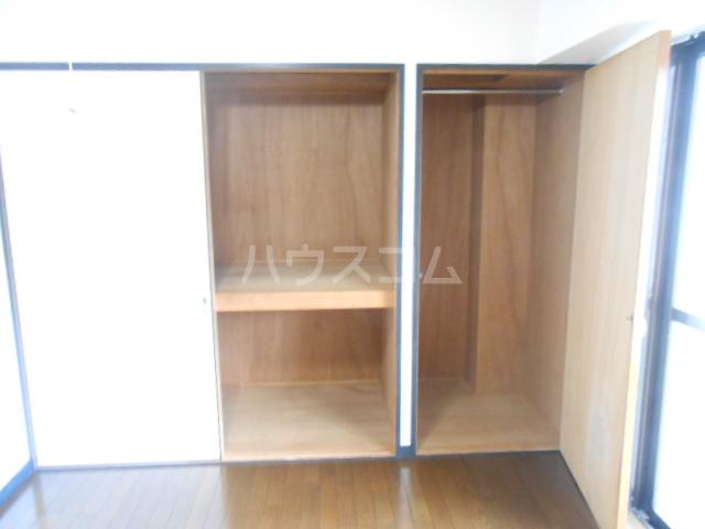 プラゼール 2C号室の収納