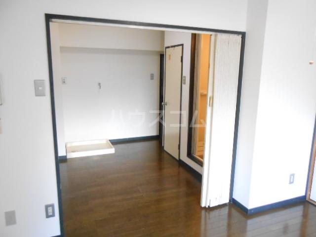 プラゼール 2C号室のベッドルーム