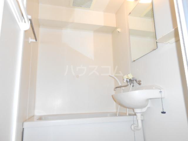 プラゼール 2C号室の洗面所