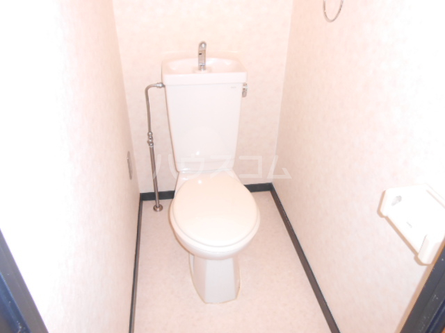 プラゼール 2C号室のトイレ