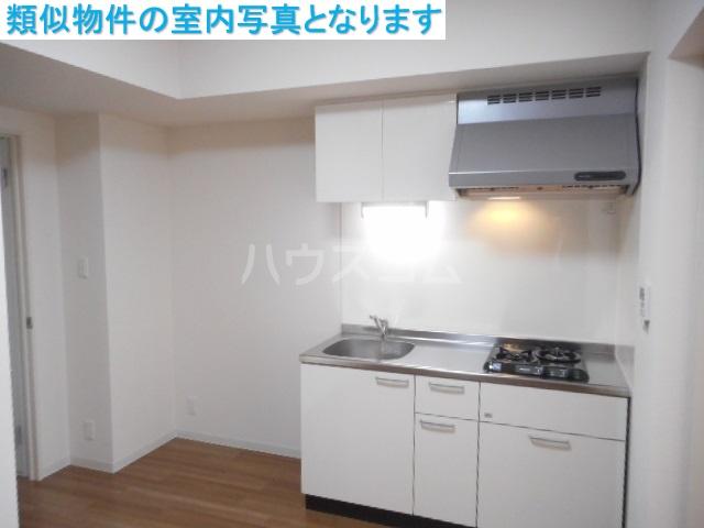 モンテーニュ名駅 301号室のキッチン